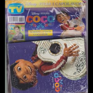Sorrisi Speciale Dvd  Disney Pixar Coco - n. 1 - I capolavori