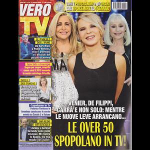 Vero Tv - n. 52 - 2 gennaio 2019 - settimanale