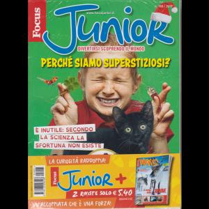 Focus Junior + Focus Wild - n. 180 - 2019 - 2 riviste -