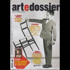 Art E Dossier -n. 361 - mensile - gennaio 2019 - + Pittura fiamminga del quattrocento di Claudio Pescio - 2 riviste
