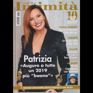Intimita' - n. 52 - 2 gennaio 2019 - settimanale
