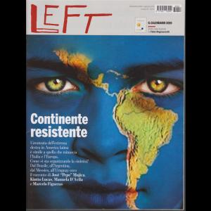Left Avvenimenti - n. 52 - 28 dicembre 2018 - 3 gennaio 2019 -
