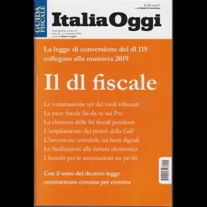 Guida fiscale  Italia Oggi - n. 10 - 21 dicembre 2018 - serie speciale