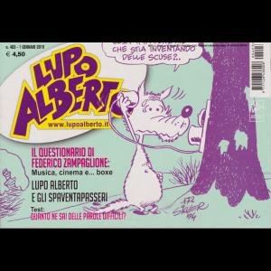 Lupo Alberto - n. 403 - 1 gennaio 2019 -