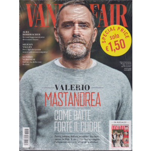 Vanity Fair + Vanity Fair Natale - n. 48 settimanale - 5 dicembre 2018 - 2 riviste