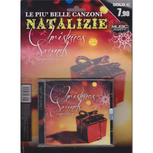 Music Party - Le più belle canzoni natalizie - Christmas Sounds compilation - n. 3 - trimestrale - 2018