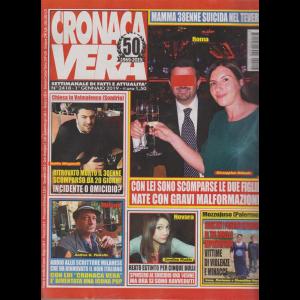 Nuova Cronaca Vera -n. 2418 - 1° gennaio 2019 - settimanale di fatti e attualità