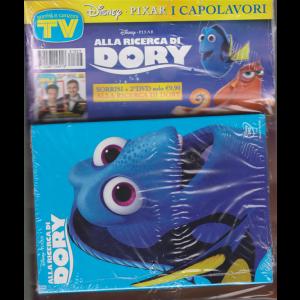 Sorrisi Speciale Dvd - Alla ricerca di Dory - 2à dvd - Disney - Pixar i capolavori 2018