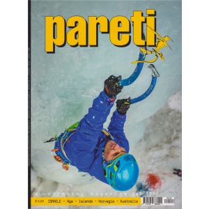 Pareti - n. 6 - bimestrale - quarto trimestre 2018 -