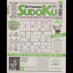 Settimana Sudoku - n. 699 - settimanale - 4 gennaio 2019 -