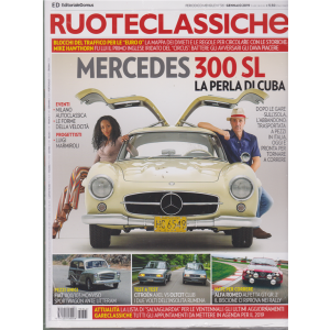 Ruote Classiche - n. 361 - mensile -  gennaio 2019 -