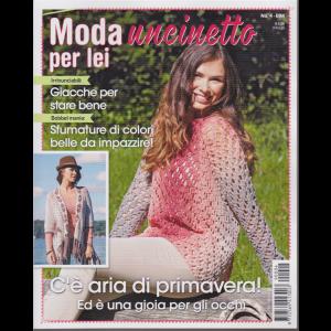 Moda Uncinetto Per Lei - n. 4 - bimestrale - 1/1/2019