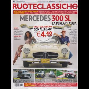 Ruoteclassiche + Quattroruote Q collection Fiat - n. 361 - gennaio 2019 - mensile - 2 riviste