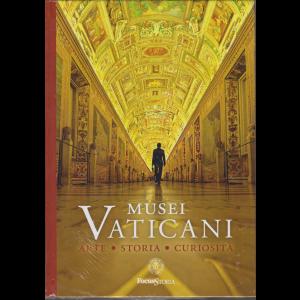 Gli speciali di Focus Storia - Musei Vaticani - n. 1 - febbraio 2019 - copertina rigida