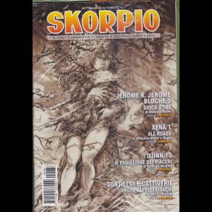 Skorpio + Calendario Aurea 2019 - n. 2183 - 3 gennaio 2019 - settimanale di fumetti