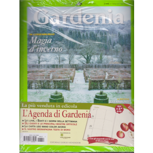 Gardenia + L'agenda di Gardenia 2019 - n. 417 - gennaio 2019 - mensile