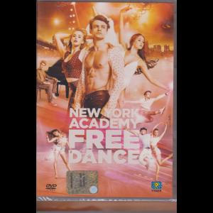 I Dvd Kids Di Sorrisi - Freedance - New York Academy - I dvd di Sorrisi n. 6 - settimanale - gennaio 2019