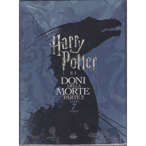 I Dvd Fiction Di Sorrisi - n. 2 - Harry Potter e i doni dela morte - parte 2 - gennaio 2019 -
