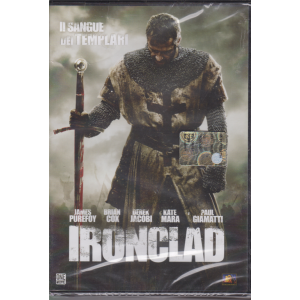 Mister Action - Ironclad - Il sangue dei Templari - n. 20 - bimestrale - 2018 -