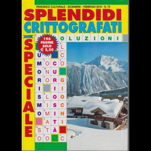 Speciale Splendidi Crittografati - n. 70 - dicembre - febbraio 2019 - 196 pagine