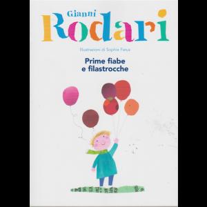 Le Grandi Collezioni - Prime Fiabe E Filastrocche - Gianni Rodari - n. 16 - settimanale