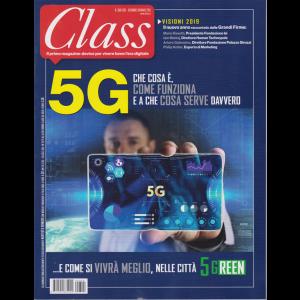 Class - n. 389/390 - dicembre - gennaio 2019 - mensile