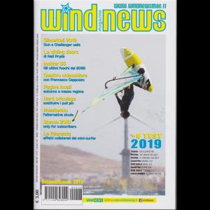 Wind News surf magazine . n. 9/10  - dicembre - gennaio 2019 - mensile