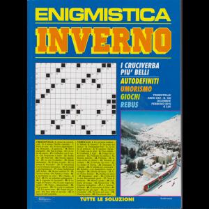 Enigmistica inverno - n. 100 - trimestrale - dicembre - febbraio 2019