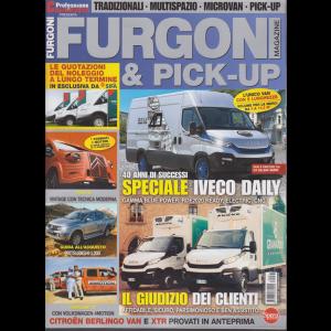 Furgoni Magazine & Pick-up - n. 37 - bimestrale - dicembre - gennaio 2019