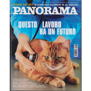 Panorama - n. 3 - 9 gennaio 2019 - settimanale -