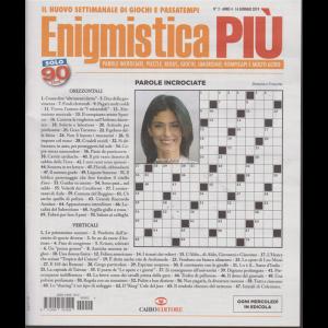 Enigmistica Piu' - n. 2 - 16 gennaio 2019 - settimanale