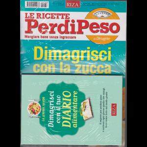 Le ricette Perdipeso di Dimagrire - n. 88 - mensile gennaio 2019 - Rivista + il libro Dimagrisci con il tuo diario alimentare