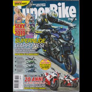 Superbike Italia - +Sexy Calendario 2019 - n. 1 - mensile - gennaio 2019 -