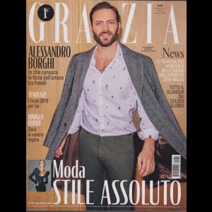 Grazia*- n. 4 - settimanale - 10/1/2019
