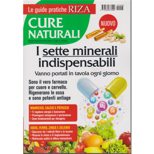 Cure naturali - bimestrale - gennaio - febbraio 2019 - n. 8 -