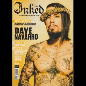 Inked - n. 24 - gennaio - febbraio 2019