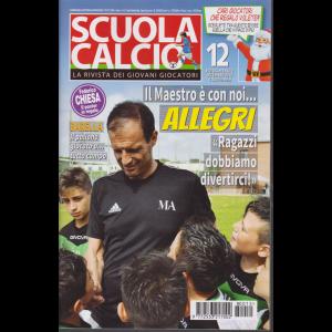 Scuola di Calcio - n. 12 - mensile - dicembre 2018 -
