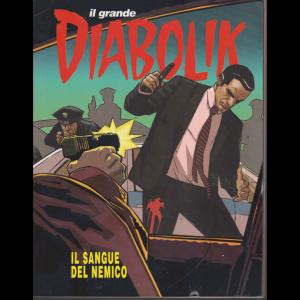 Il grande Diabolik - Il sangue del nemico - n. 2 - quadrimestrale - 2018