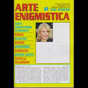 Arte Enigmistica - n. 200 - bimestrale - febbraio - marzo 2019 - 100 pagine