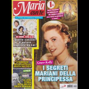 Maria Con Te n. 2 - 13 gennaio 2019 - settimanale