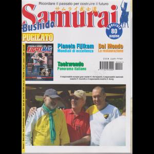 Samurai - Bushido - Pugilato - n. 1 - gennaio 2019 - 80 pagine - nuova serie