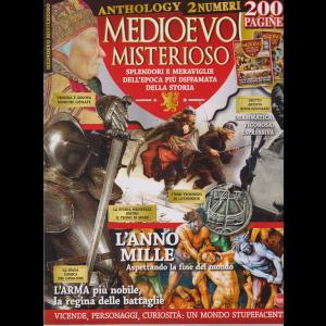 Medioevo Misterioso Anthology -n. 2 - bimestrale - gennaio - febbraio 2019 - 200 pagine - 2 numeri