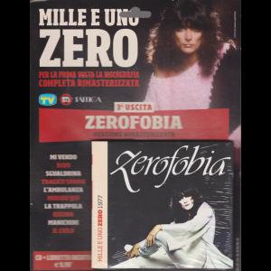 Cd Musicali Di Sorrisi - n. 3 - settimanale - gennaio 2019 - Mille e uno zero - Zerofobia - cd + libretto inedito