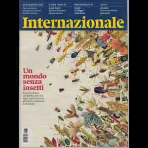 Internazionale - n. 1289 - 11/17 gennaio 2019 - settimanale
