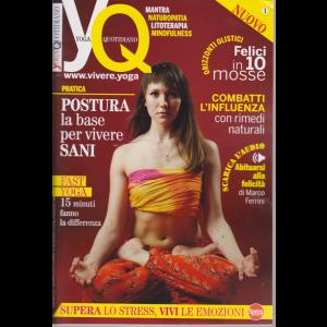 Yoga Quotidiano - n. 1 - bimestrale - gennaio - bebbraio 2019 -