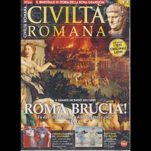 Civilta' Romana - n. 4 - bimestrale - febbraio - marzo 2019 -