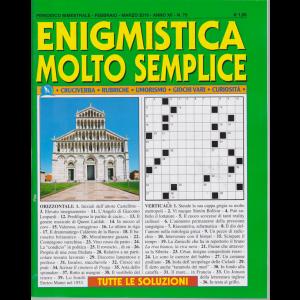 Enigmistica molto semplice - n. 75 - bimestrale - febbraio - marzo 2019 -