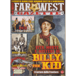 Far West Gazette Extra - n. 5 - bimestrale - gennaio - febbraio 2019 -