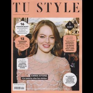 Tu Style - n. 4 - 15 gennaio 2019 - settimanale