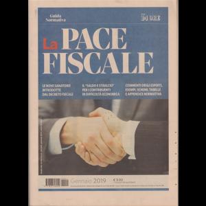 Guida Alle Novita' . La pace fiscale - n. 1 - gennaio 2019 - mensile
